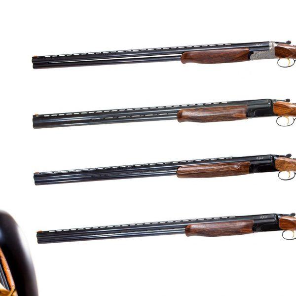 John Jeffries Custom Shotguns